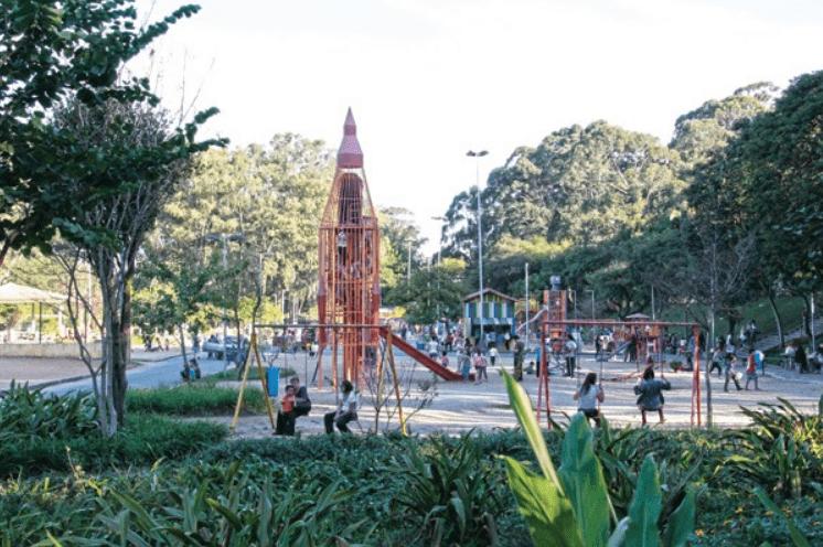 Parque Ipiranguinha. Fonte: Repórter Diário