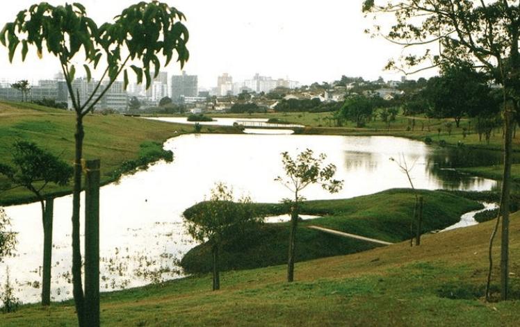 Parque Central. Fonte: Raul Pereira Arquitetos Associados
