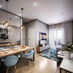 Colorino: o apartamento que otimiza espaço em Santo André