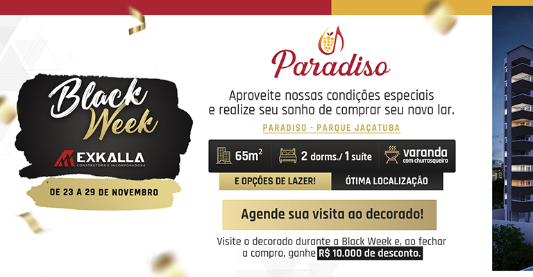 Black Friday Paradiso