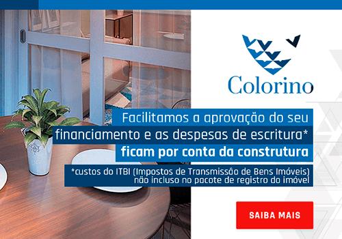 Lançamento Colorino – Facilitamos a aprovação do seu financiamento