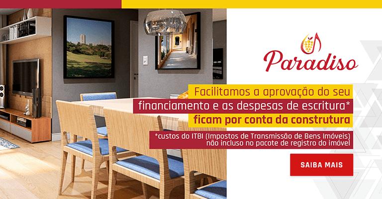 Paradiso – Facilitamos a aprovação do seu financiamento