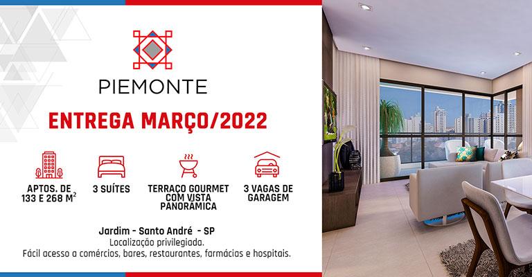 Piemonte Entrega Março/22